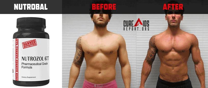 Ibutamoren (MK-677) - REAL Nutrobal Results w/ Before & After Pics!