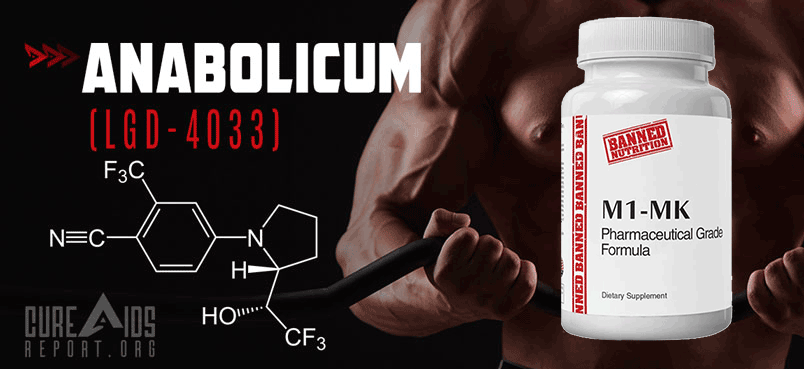 Ligandrol (LGD-4033) - Don't Buy Anabolicum Before You Read This!