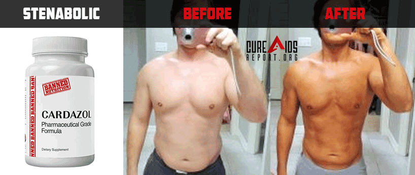 Stenabolic (SR9009) - Real Results w/ Before & After Pics!