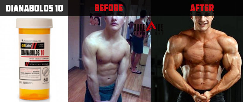 dianabol (dbol) results before and after
