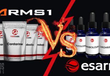 sarms1 vs esarms