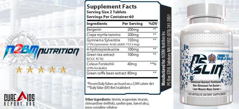 does n2slin work (ingredients)
